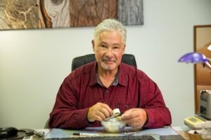 Didier BONNAFOUS vous accueille au bureau de Thonon-Les-Bains